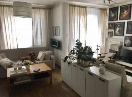 2i byt s balkónom, Mojmírova, Ružinov - Nivy