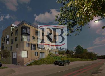 Na predaj nový nebytový priestor, blízko Horského parku, 129,1m2