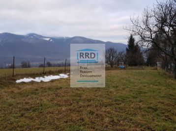 Pozemok Vrútky - Karvaša a Bláhovca, 970 m2