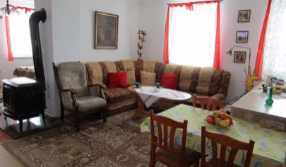BUDIŠ rodinný dom, okr. Turčianske Teplice