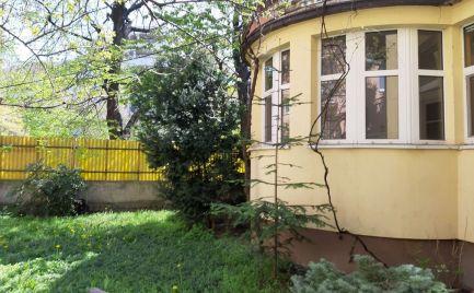 PRENÁJOM priestranný RD vhodný aj ako sídlo firmy - širšie centrum Bratislava NIVY Bazová EXPIS REAL