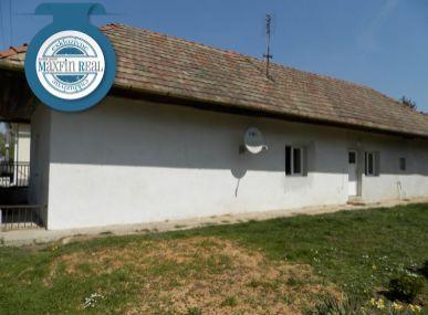 MAXFINREAL predáme výhodne starší dom po rekonštrukcii-  obec Čifáre