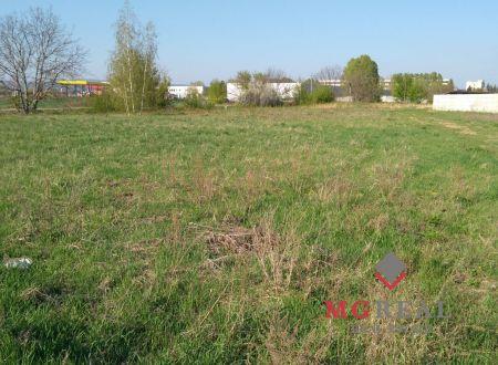 Predaj pozemku na komerčné účely v Senici