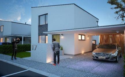 Novostavba rodinný dom s pozemkom 415 m2,  B. Bystrica Cena 392 000€