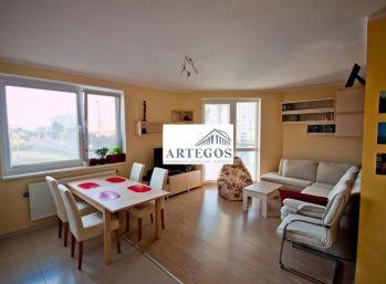 3 izbový zariadený byt v novostavbe