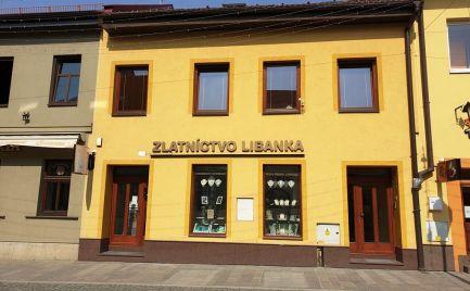 Prenájom LUKRATÍVNYCH priestorov na komerčné účely na Floriánovej ulici, zariadené, zrekonštruované