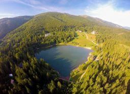 Lukratívny pozemok blízko jazera v rekreačnej oblasti Krpáčovo, 4512 m2