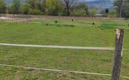 Stavebný pozemok Petrovany, 4200 m2 a 1400 m2