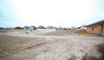 SORTier s.r.o. Predaj stavebných pozemkov - Veľké Leváre