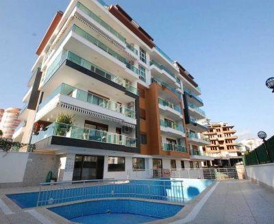 Predaj 2 izbový apartmán 70 m2 Alanya Tosmur Turecko 19203