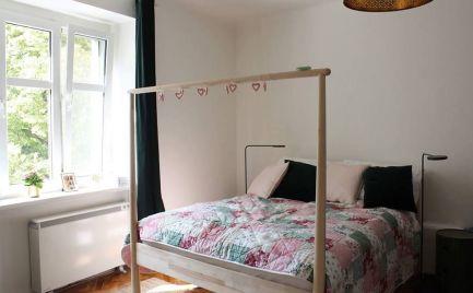 Na prenájom 2 izbový byt s balkónom v centre mesta Špitálska ul.