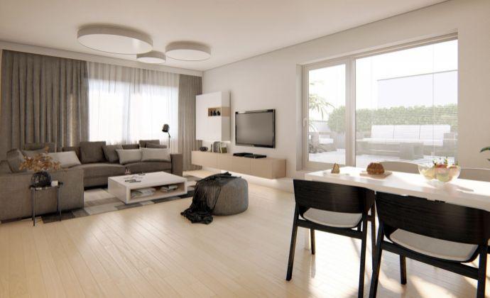 4 Izbový rodinný dom 117,m2 + terasa 94,5m2, 2x parkovacie státie, kvalitná stavba, už skolaudované
