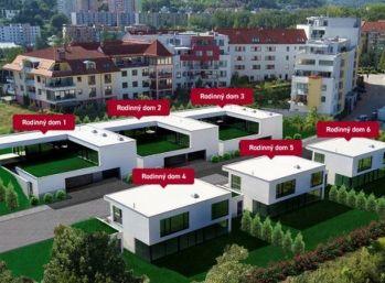 NOVOSTAVBA - nadštandardný rodinný dom...Banská Bystrica