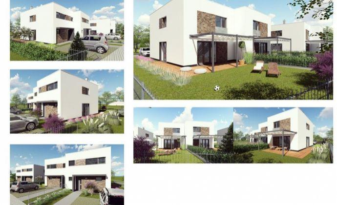 Priestranné moderné rodinné domy Alžbetin Dvor, RegioJet - Podunajské Biskupice 9 km