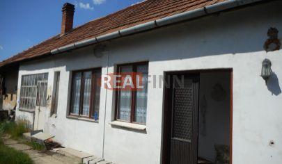 REALFINN  - ZNÍŽENÁ CENA-Predaj,  vidiecky rodinný dom, Úľany nad Žitavou