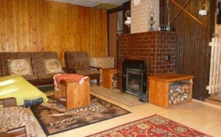 Predaj rekreačná chata s elektrikou, WC a kúpeľňou,  Sliač  kúpele –   Cena: 37 000 €