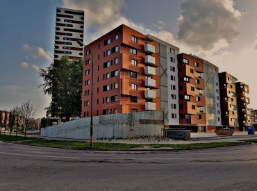 PREDAJ - 2 izbový byt na ulici Bosákova v novostavbe
