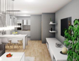 M19: Na predaj 2 izbový byt v novostavbe Byty MAXIM - Martin - Podháj + parkovacie miesto,