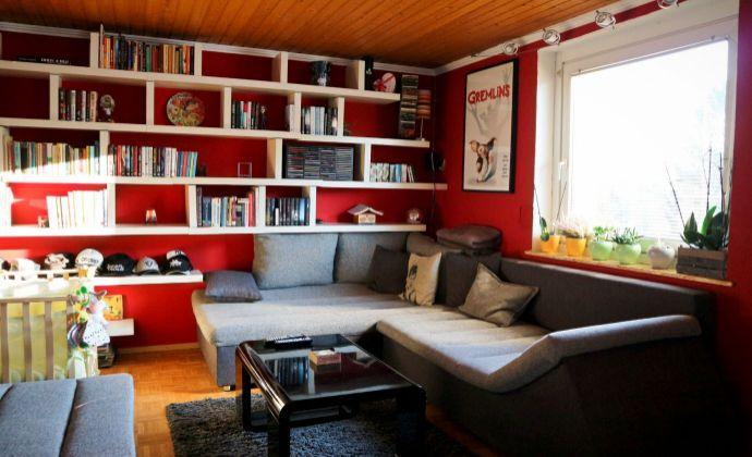 Príjemný 2-izbový byt v zrekonštruovanom tehlovom dome v Hainburgu