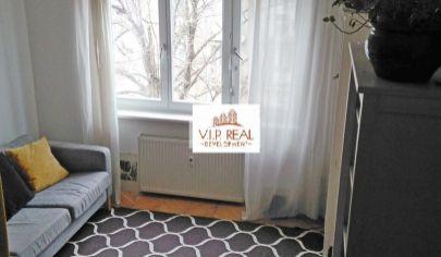 Na predaj 1. izbový byt Nové Mesto, Sibírska.