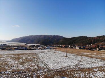 Predaj slnečného pozemku v obci Turie, 1067 m2, Cena: 54 900 €