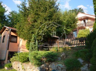 PREDAJ: celoročne obývateľná chata, pozemok 550m2, Stupava