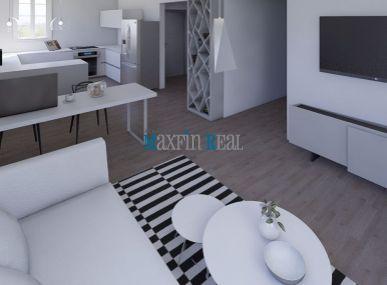 MAXFIN REAL - predaj 2 izbového bytu po kompletnej rekonštrukcii