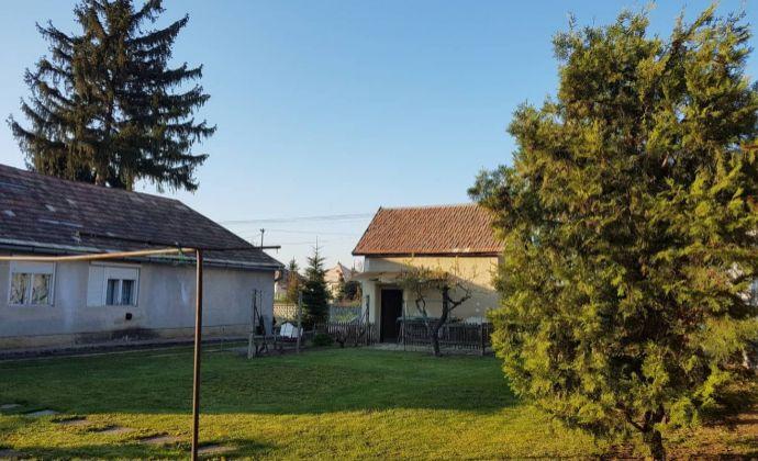 Predaj - Rodinný dom s pekným a slnečným pozemkom – Tekovské Lužany (okr. Levice)