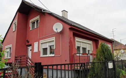 Dvojgeneračný dom v Rajke - Maďarsko