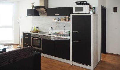 Na predaj 2-izbový byt v novostavbe v v Petržalke