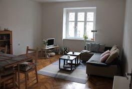 Prenájom - zariadený 2izbový byt v úplnom centre, Bratislava-Staré Mesto, Špitálska ulica