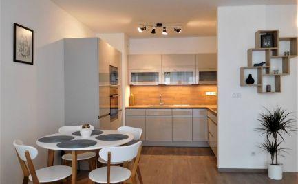Prenájom 2-izbového bytu s balkónom - novostavba