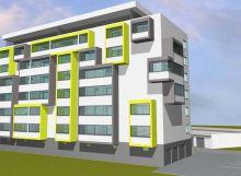 2 izbový byt s loggiou 61 m2       NOVOSTAVBA GREEN SIDE