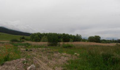 TREBOSTOVO stavebný pozemok 970m2, okr.Martin