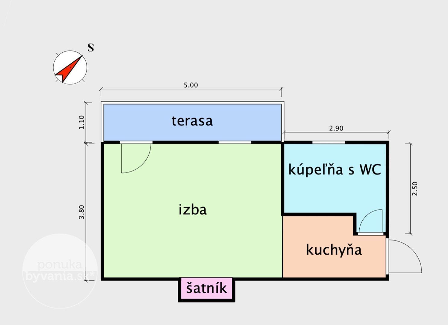 ponukabyvania.sk_Hroznová_1-izbový-byt_BEREC