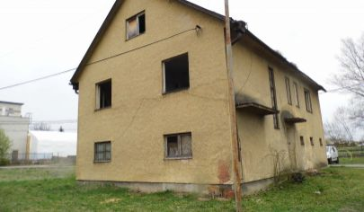 Turčianske Teplice rodinný dom s pozemkom 1447m2