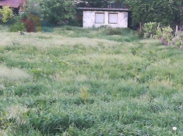 Predáme stavebný pozemok - záhradu.