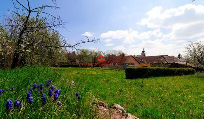 Krásny pozemok na výstavbu 2 rodinných domov, predaj,Košice-okolie, Hodkovce