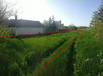 Stavebný pozemok Sereď Kasárenská ul.