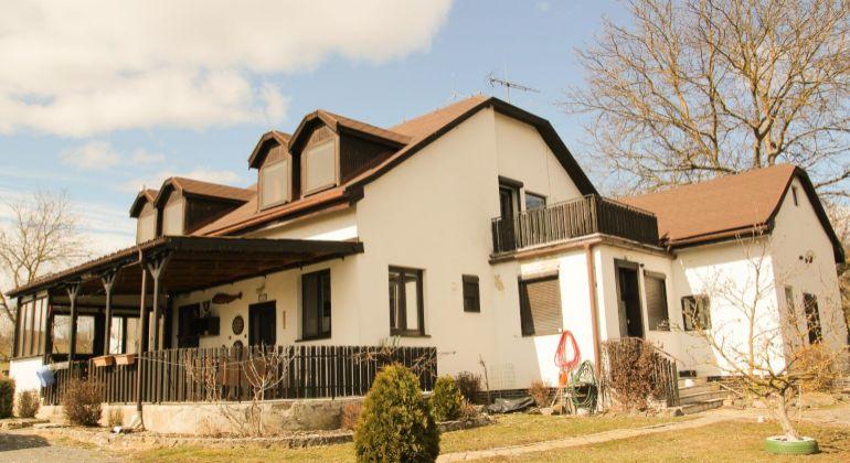 Predaj Rodinné domy Zacharovce