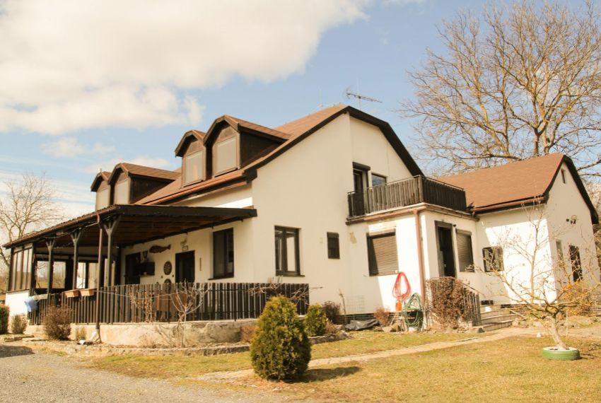 Predaj Rodinná vila Budikovany