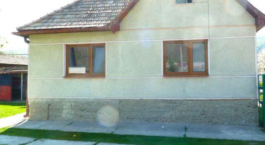 Rodinný dom na predaj Málinec - po rozsiahlej rekonštrukcii