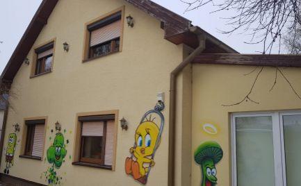 Predám RD 9 izbový, 460 m2 v Nitre pri parku - znížená cena.