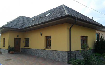 Predám RD po kompletnej rekonštrukcii vo Veľkom Cetíne - zdravé bývanie.