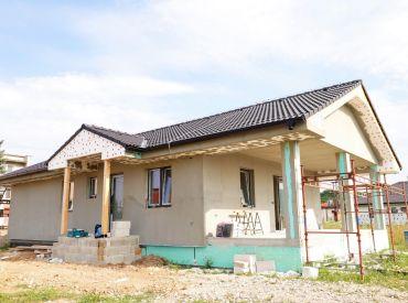 BEDES | REZERVOVANE / Predaj novostavby-bungalovu, 122m2, Hradište