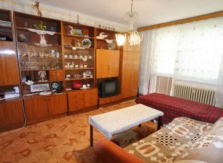 Exkluzívne APEX reality 1i. byt s balkónom na Závalí, 39 m2, čiastočná rekonštrukcia