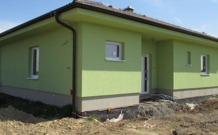 Voderady: Viladom S72 na kľúč na pozemku viac ako 4á