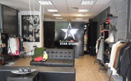 Predám obchodný priestor v centre Bratislavy.