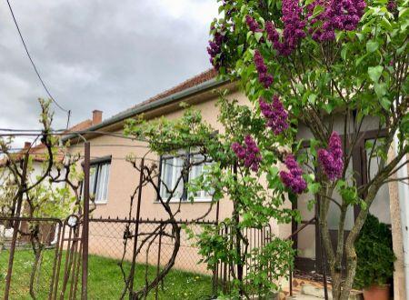 Rodinný dom Hajná Nová Ves / VYPLATENA ZALOHA