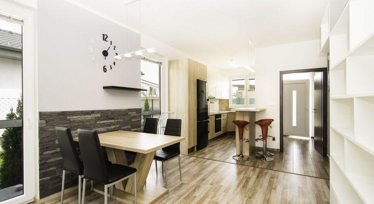 Klimatizovaný 3 izbový rodinný dom v Malinove